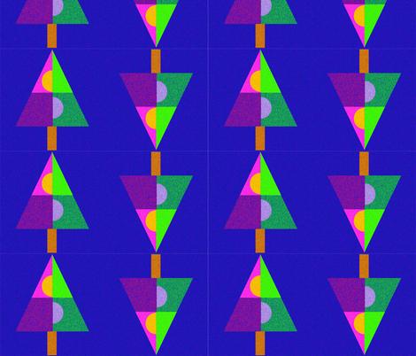 spoonflower scandinavian art 12 1 2018 fabric by compugraphd on Spoonflower - custom fabric