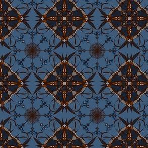 StacyCK Studio - Fall Table - Mosaic Design