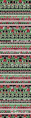 Holiday Folk Llama