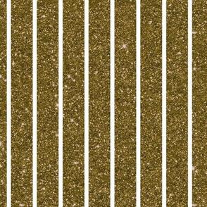 Gold Glitter Strip Vertical