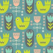 Rrrrrrrrscandinavian-garden-on-teal-pink_shop_thumb