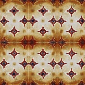 Rustic Star Crystals