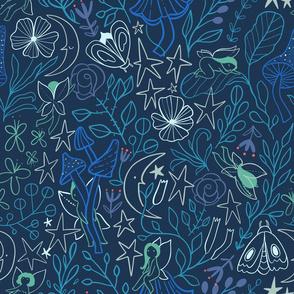 Midsummer Night's Dream design