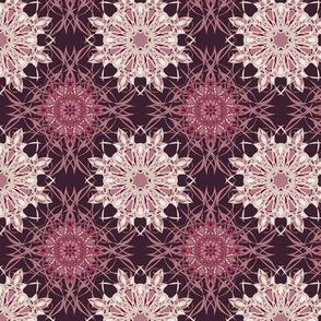 StacyCK Studio - Colors of the Cherry Blossom - Mosaic Design