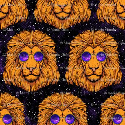 Constellation Leo Lion