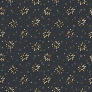 Stars and shine (dark)