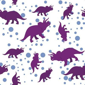 Triceratops Bubbles