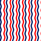 patriotic rick rack small