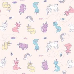 Unicorn Cats