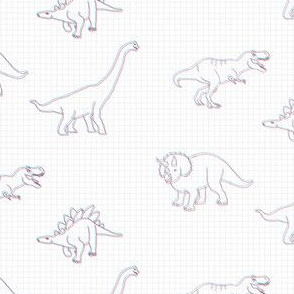 Dinosaurs in 3D!