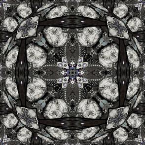 Pearl and Ammonite Elegance
