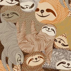 Smile Sloths