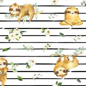 """12"""" Zen Sloths"""