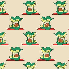 Acroyoga Avocado