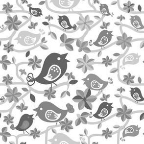 Birdies-FlutterGrey