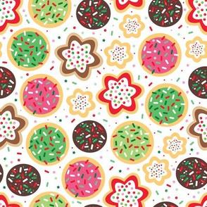 aloha christmas cookies w sprinkles
