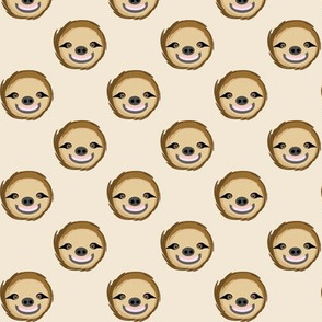Polka Sloth