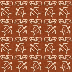 Honu Waves - red