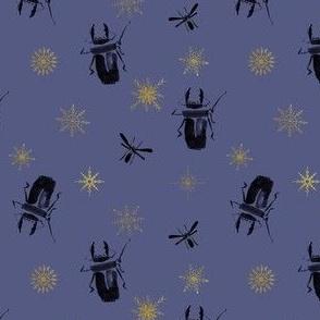 Beetles at christmas