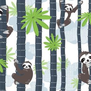 sloths(white)