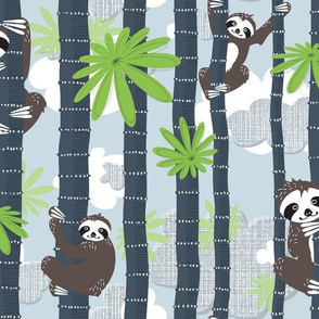 sloths(blue)