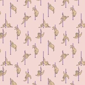 Sloths Pole Dancing Club