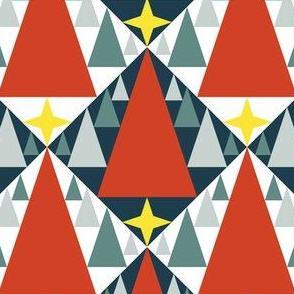 08289009 : alpine triangles