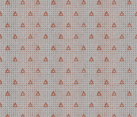 YUMI DIAMOND DOT FADED fabric by holli_zollinger on Spoonflower - custom fabric
