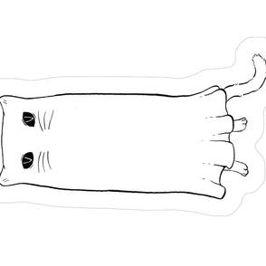 Floating Ghostie Plush
