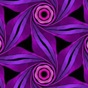 Paper Flower Violet