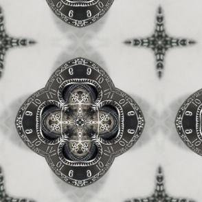 Steampunk Pocket Watch Diamond