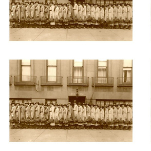 Vintage Tenement Nurses