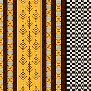 inca weaves - golden maize
