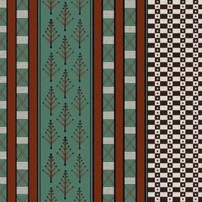 inca weaves pine