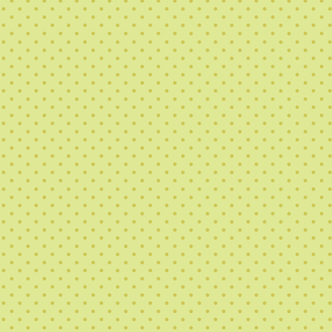 woodland polkadot on green fabric by heleenvanbuul on Spoonflower - custom fabric
