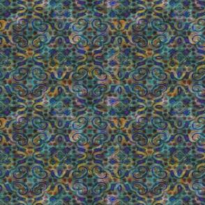 Psychedelic Elegant Design