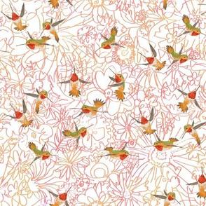 Hummingbird Garden Party