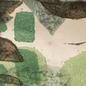 Victoria's green velvet tuning fork