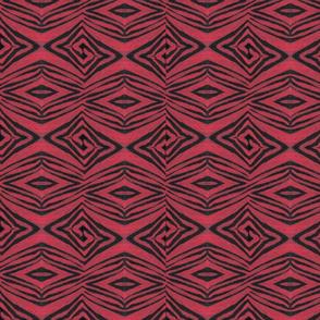 Diamond Spirals