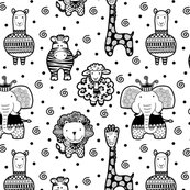 Rdoodle-critters-pattern-bw_shop_thumb