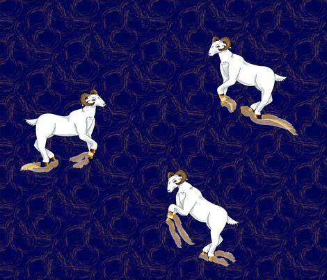 aries fabric by morrisroe_designs on Spoonflower - custom fabric