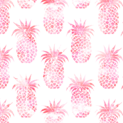 pineapples light pink