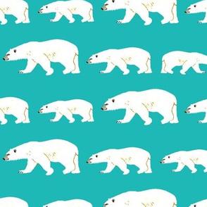 Scandinavian polar bears