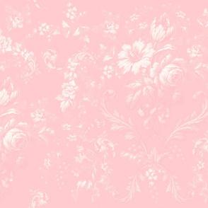 Faded Rococo faded pink lemonade