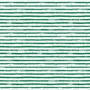 "4"" Bright Green Stripes"