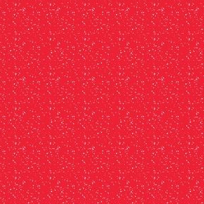 """4"""" Bright Red with White Dots"""