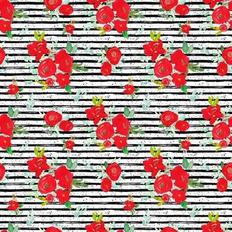 Redwinterwatercolorfloralsstripeswithdots_shop_preview