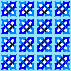 Merlins Keystone Black Hearts Blues White 3-clean
