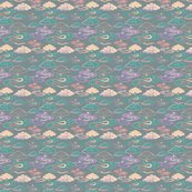 Rclouds_greenorange_seamless_stock_shop_thumb