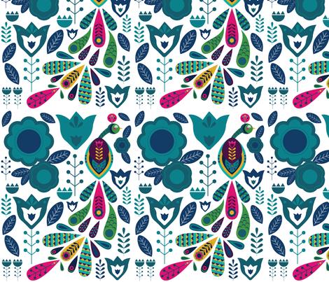 ScandinavianFabric-01 fabric by noelcreates on Spoonflower - custom fabric